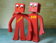 how hr can support change
